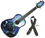 Peavey Marvel Guardians of the Galaxy 1/2 Size Student Basswood Fingerboard Acoustic Guitar