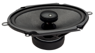 "Powerbass 2XL-683 6x8"" Full Range Coaxial Speakers with 1-Inch Silk Dome Tweeter"