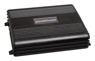 Powerbass ACA-500.1D Dual Link Capable Class D Amplifier with Remote Control
