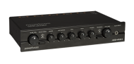 Powerbass AEQ-4XOA 4 Band Equalizer/Preamplifier with Bi-Polar Power Supply