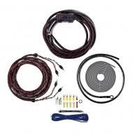 T-Spec V12-RAK8 V12 Series 8 Gauge 950W Amplifier Kit with OFC Wires & RCA Cable