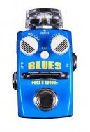 Hotone Skyline BLUES Distortion/Overdrive Guitar Stompbox with Transparent Top Knob (TPSOD2)