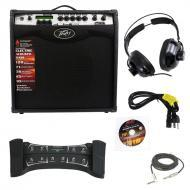 "Pevaey Vypyr VIP3 Combo Amp 12"" Modeling Electric Guitar 100 Watt Amplifier with Sanpera II ..."