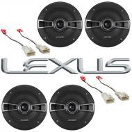 Lexus IS 300 2001-2005 Factory Speaker Replacement Kicker (2) KSC5 Package New