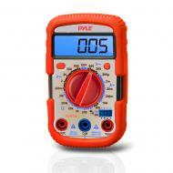 Pyle Meters PDMT28 Digital Backlit LCD Multimeter w/ Protective Rubber Case