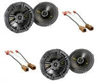 "Nissan 350Z 03-08 Kicker Factory 6 1/2"" Coaxial Speaker Replacement (2) CS654 Package New"