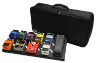 Gator Cases GPB-BAK-1 Large Pedal Board with Bag and Bottom Mounting Power Supply Bracket