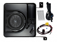 Kicker Car Audio Soundgate SubStage SSICRE07 Custom-fit Powered Subwoofer for 2007-Up Chevrolet S...