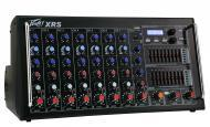 Peavey XR-S Pro Audio Powered 1500W Peak 8 Channel Portable Live Sound Mixer