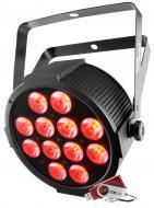 Chauvet SlimPAR Q12 USB DJ Lighting Quad Color RGBA LED Par Can Wash Light