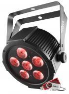 Chauvet DJ Lighting SlimPAR Q6 USB Par Can Color RGBA LED Stage Wash Light