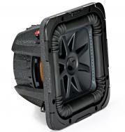 Kicker L7S8 Car Audio Solo-Baric 8 Subwoofer Square L7 Dual 4 Ohm Sub 44L7S84