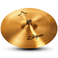 """Zildjian A0022 18"""" A Series Crash Ride Cast Bronze Cymbal with Traditional Finish"""