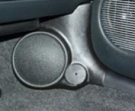 "Q Logic 04-07 Scion Xb 6 1/2"" Custom Speaker Kick Panel"