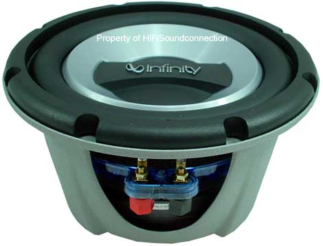 Infinity 1250w Car Audio 12 Quot Subwoofer 1000w Speaker New