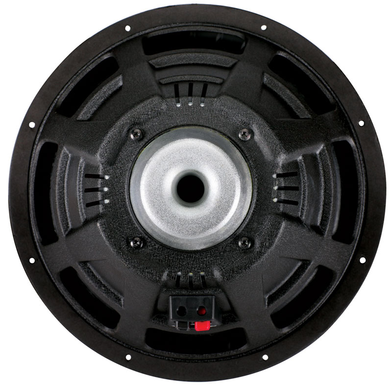 Kicker 40CWR1CompR Series subwoofer with dual 2-ohm