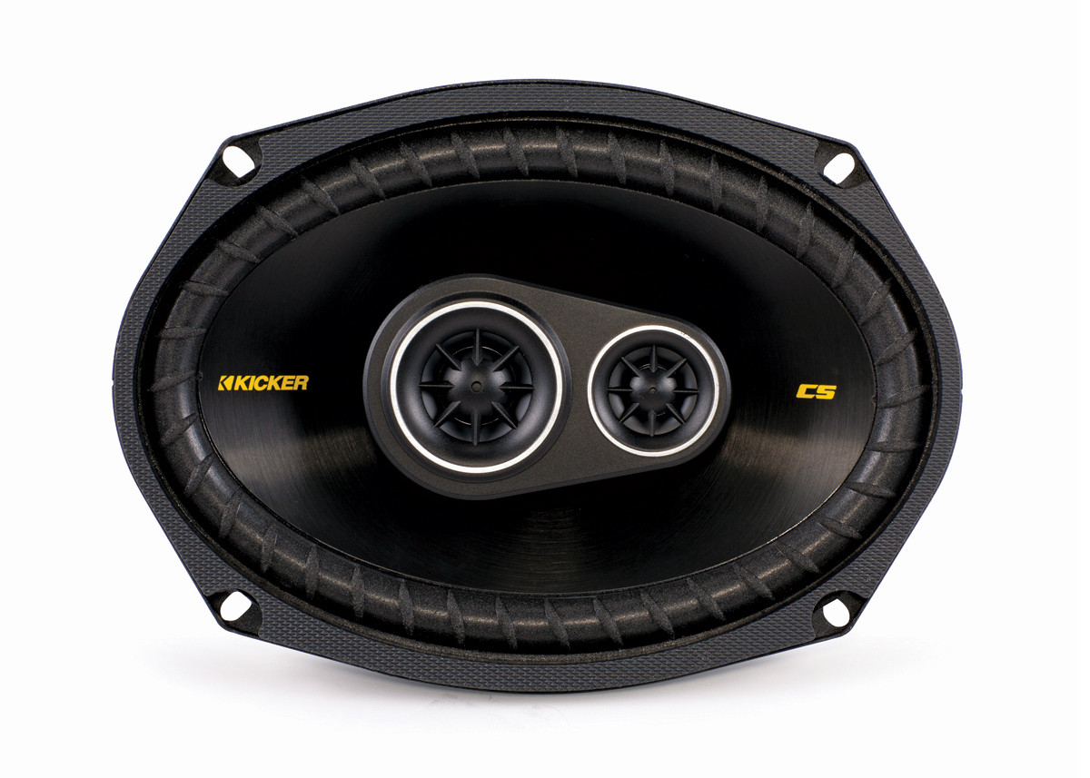 Component speakers installation guide - Crutchfield