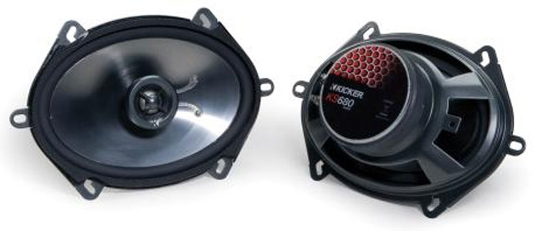 Car amp and speaker packages