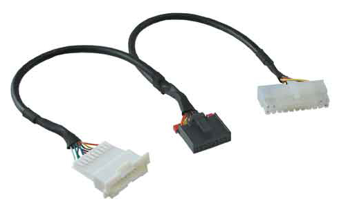 peripheral pxhgm1 95 02 gm 9 pin aux2car harness pxhgm1