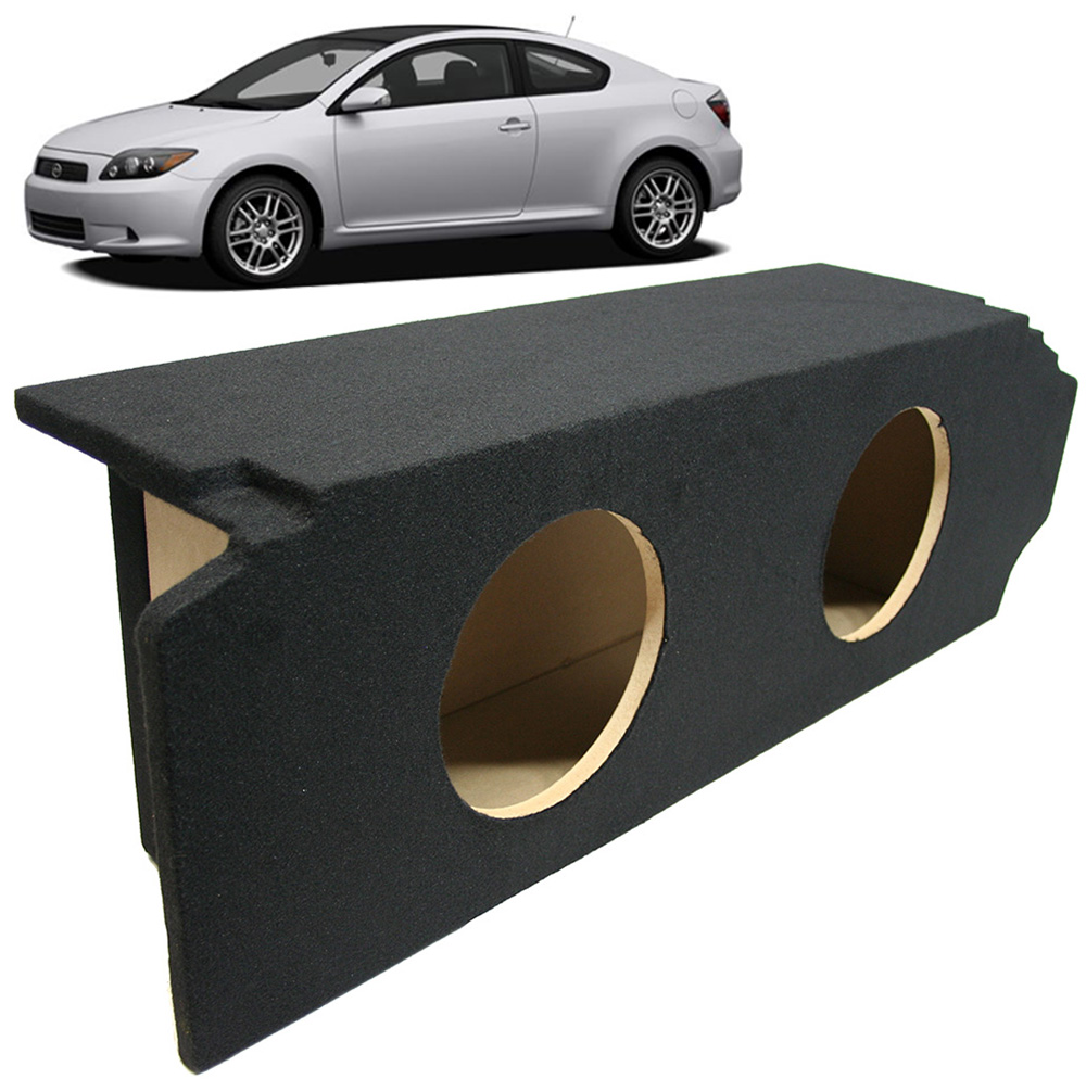 2005 2010 scion tc coupe custom fit dual 12 subwoofer. Black Bedroom Furniture Sets. Home Design Ideas