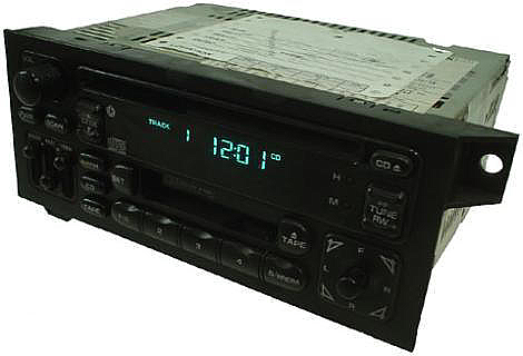 19972002    Dodge       Ram       2500    Factory    Stereo    Tape CD Player    Radio     R20695