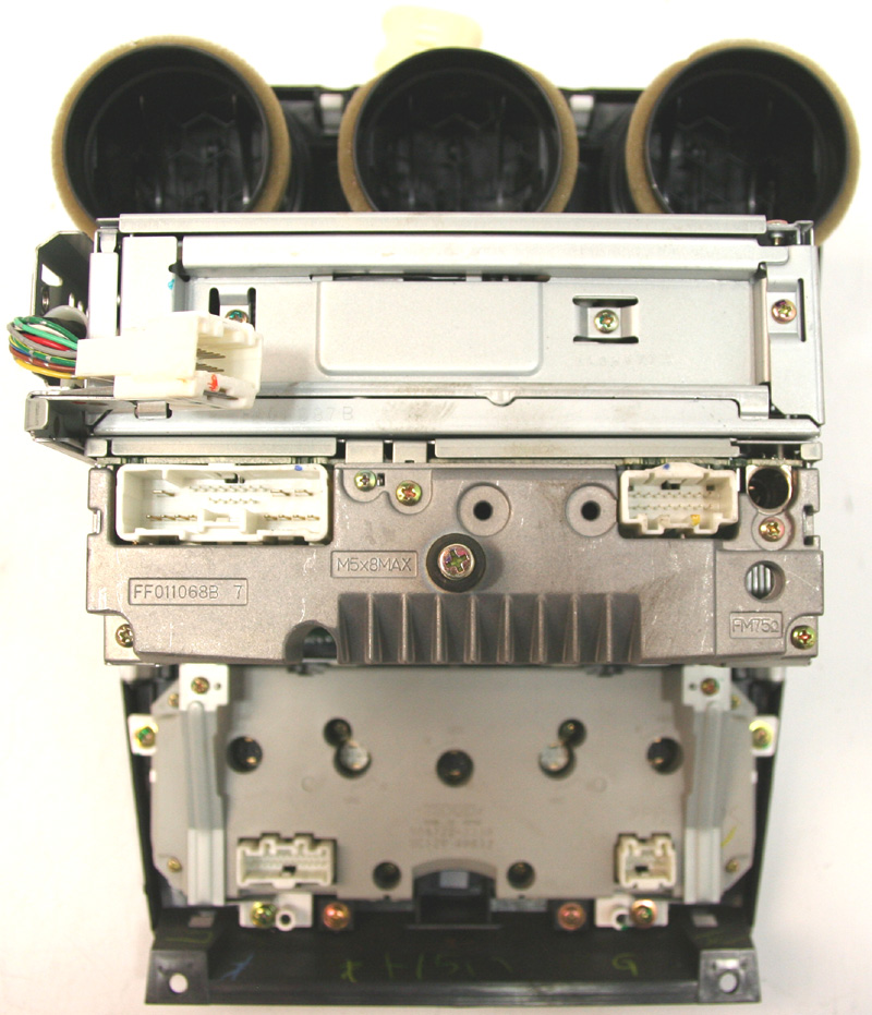 497647827547724851 likewise PAC SNI 1 besides Replacement AM FM Antenna in addition Kicker  pVR 01C10VR4 as well 2005 Mazda 6 Factory AM FM Stereo 6 Disc Changer CD Player Radio. on car stereo speaker wiring