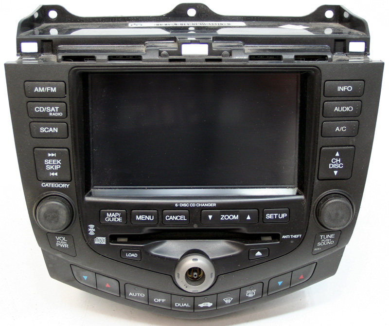 115756652896926695 besides 443862 I Wanna Use One Of My Werewolf Characters besides Kenwood Wiring Harness Colors together with 2004 2005 Honda Accord Factory Stereo 6 Disc CD Changer NAV Video Radio 2CK3 R 2327 additionally 310972736820. on 2003 accord aftermarket radios