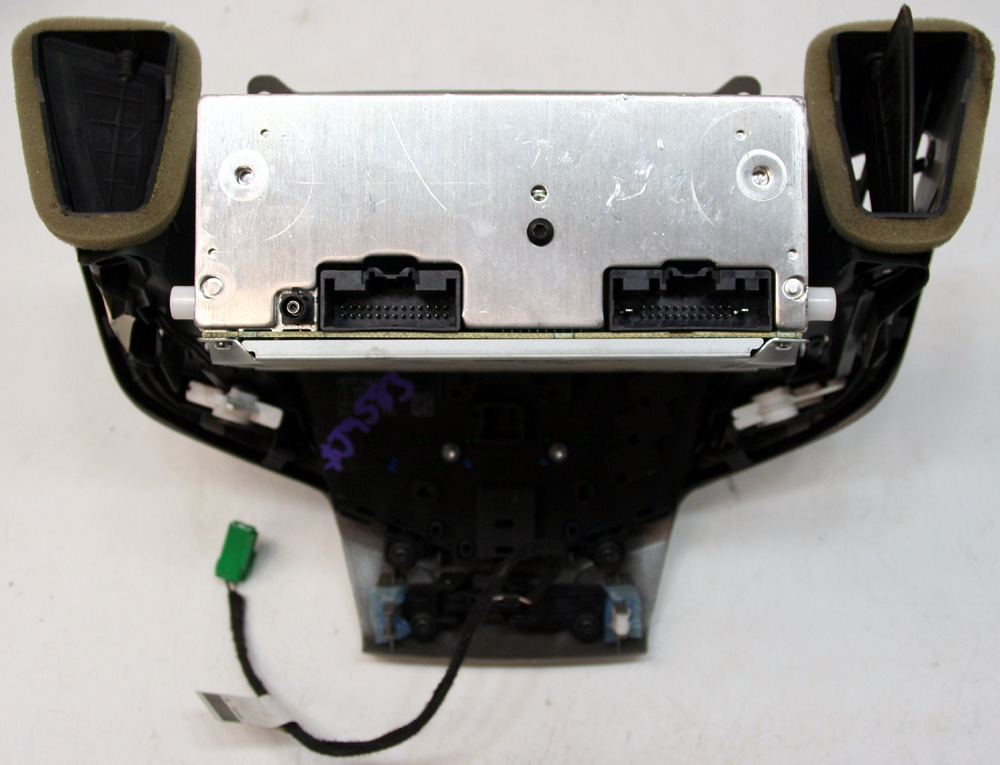 2011 Ford Fiesta Factory Stereo MP3 CD Player OEM Radio - R-2505