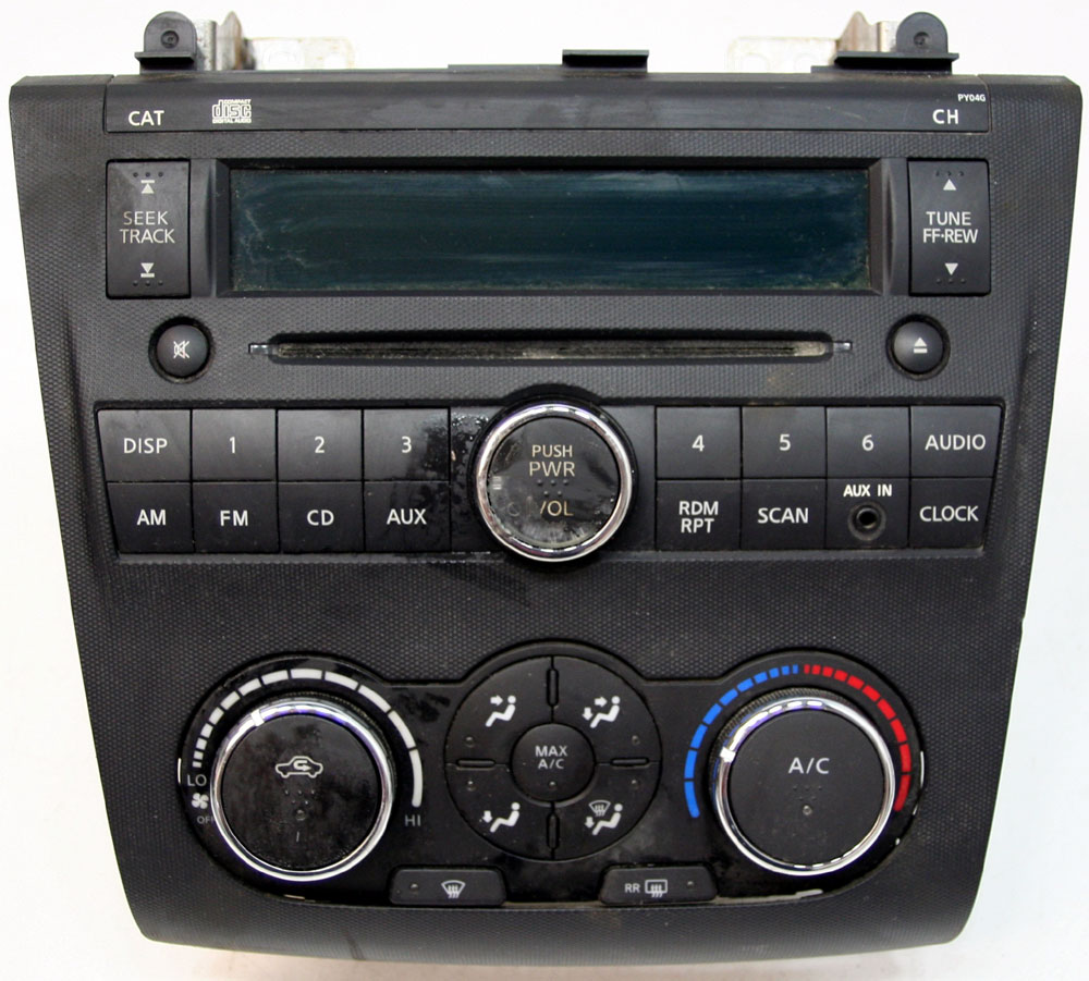 Add an Auxiliary (MP3/Ipod) Input to Your Car s Stock Radio 6 Steps