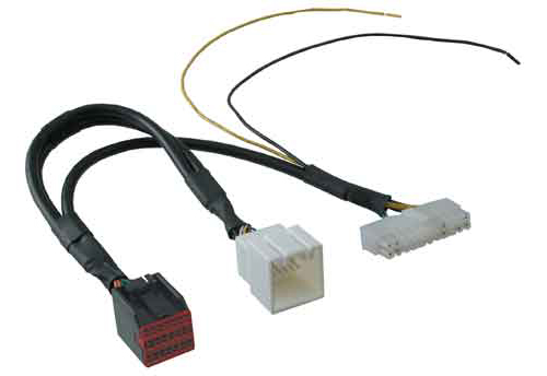 peripheral pxhfd3 98 04 ford 20 pin aux2car harness pxhfd3