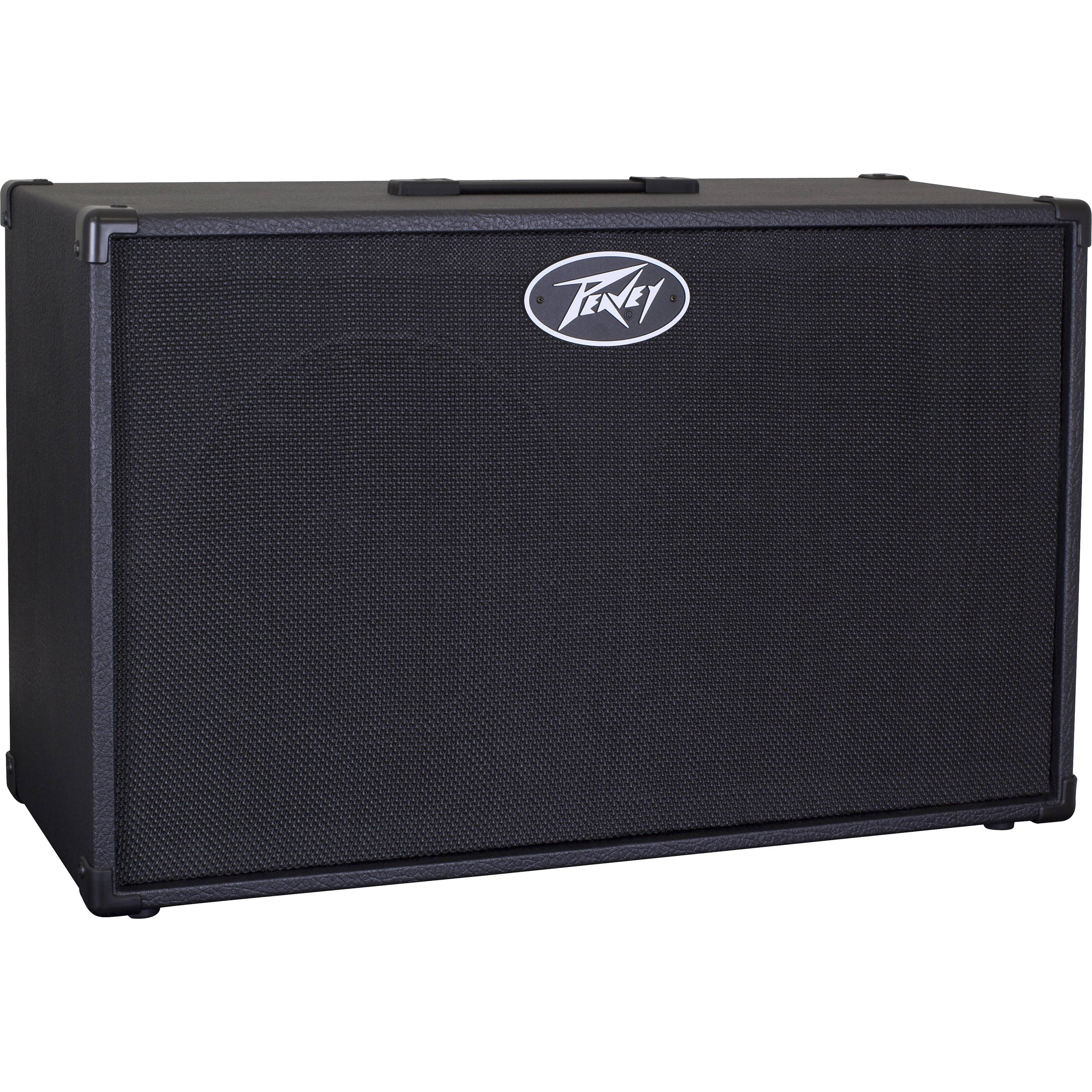 peavey 212 extension cabinet 2x12 guitar cab with 80 watts rms power rating. Black Bedroom Furniture Sets. Home Design Ideas