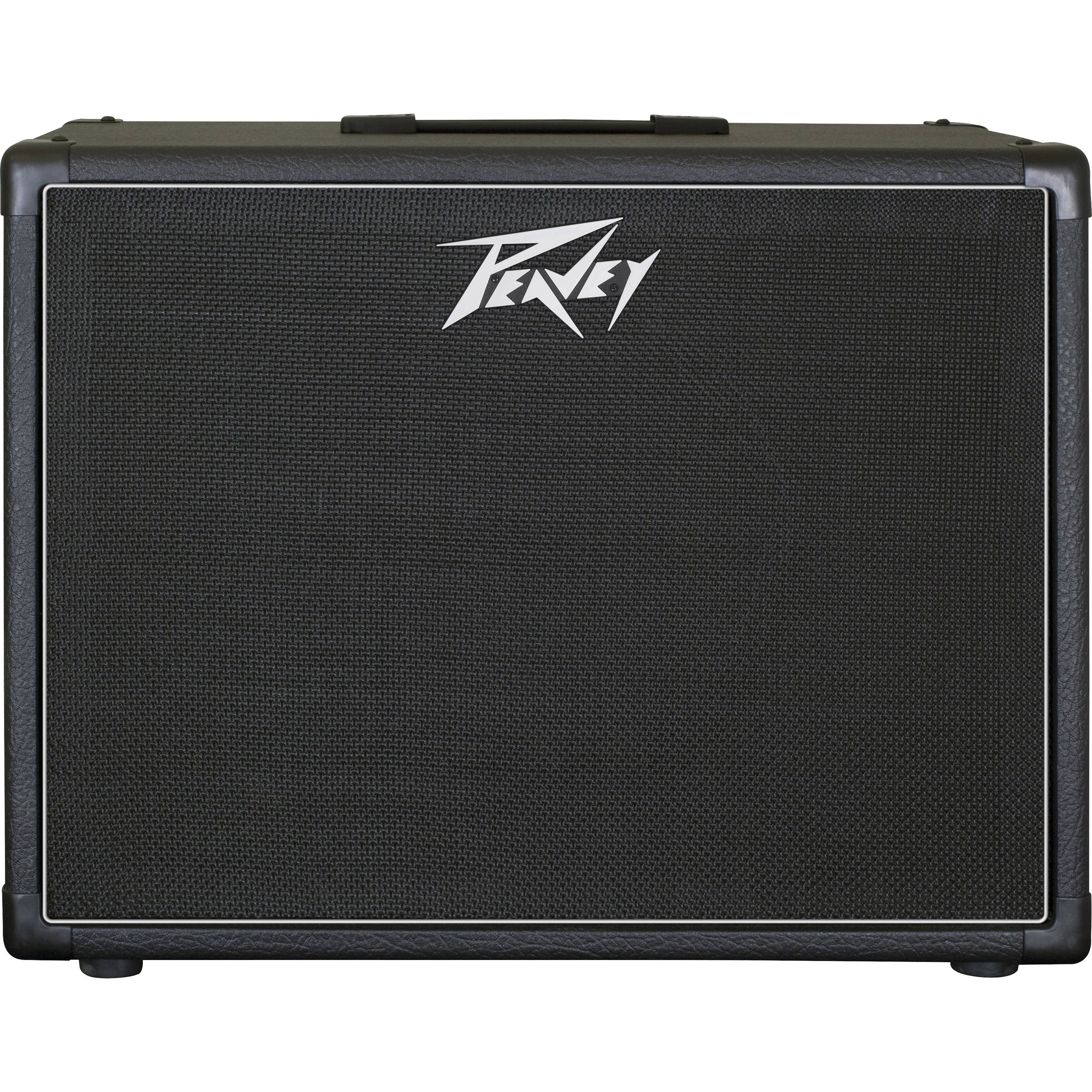 peavey 112 6 electric guitar cab single 12 speaker cabinet w mic stand cable ebay. Black Bedroom Furniture Sets. Home Design Ideas