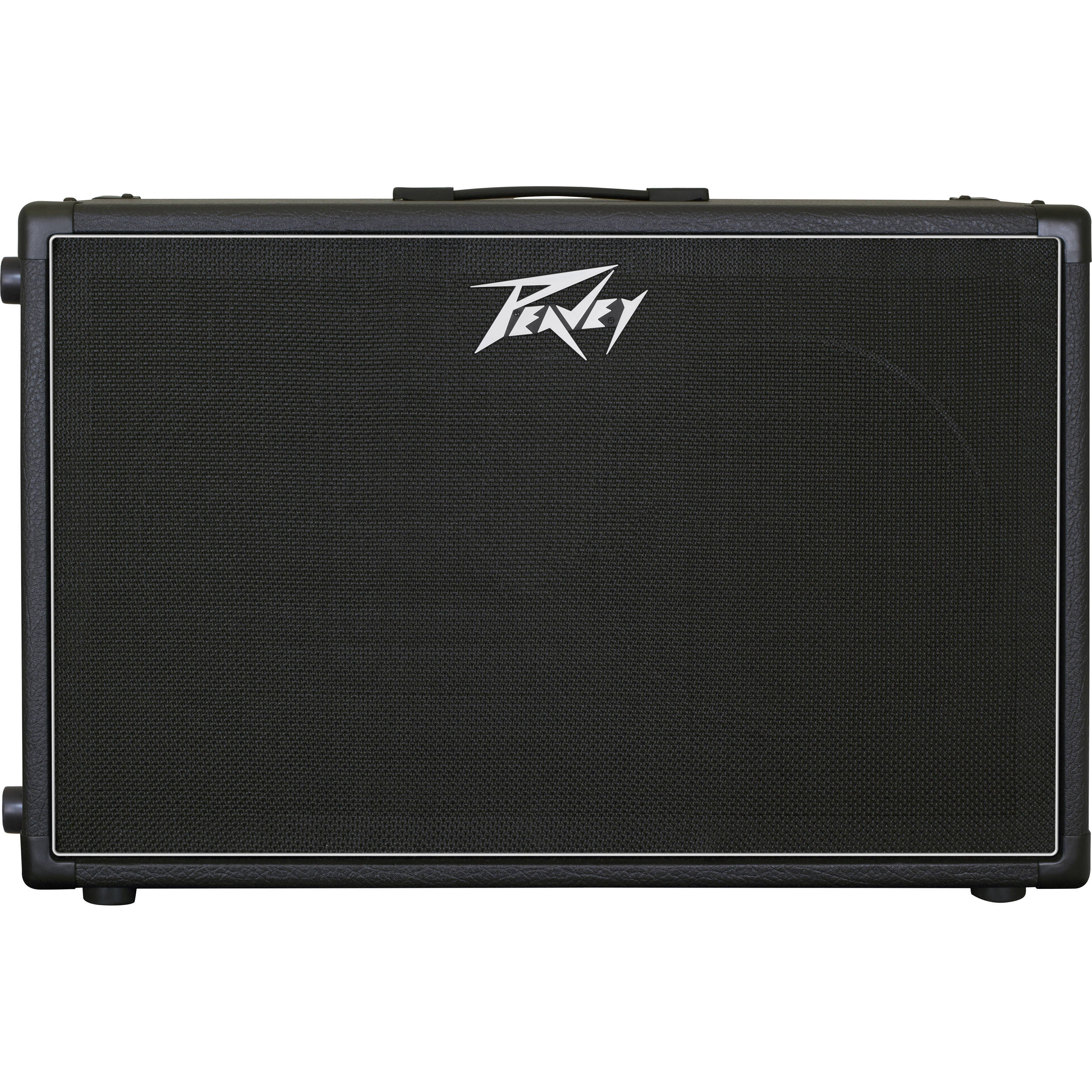 peavey 212 6 electric guitar cab dual 12 speaker cabinet w mic stand cable new ebay. Black Bedroom Furniture Sets. Home Design Ideas