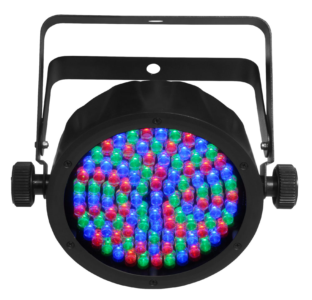 Led Wall Dj Light: Chauvet DJ Lighting (2) EZpar 56 Battery Powered RGB Color