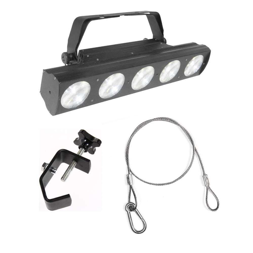 Arlec Led Puck Light Kit: Chauvet BEAMBAR LED Linear Lighting Fixture Package With
