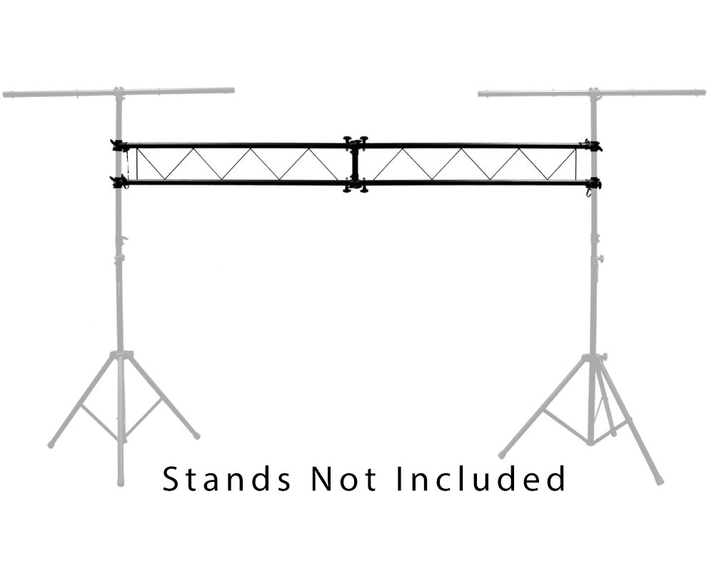 pro audio dj light lighting portable truss 10 foot i beam