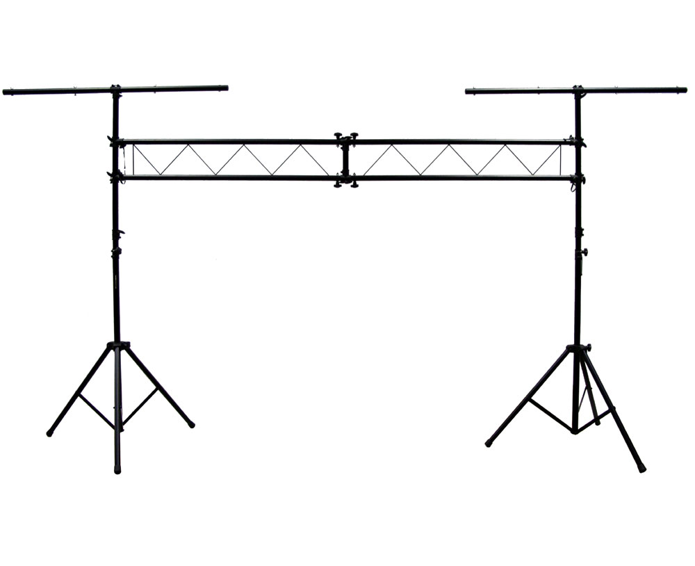 pro audio dj light lighting fixture portable truss