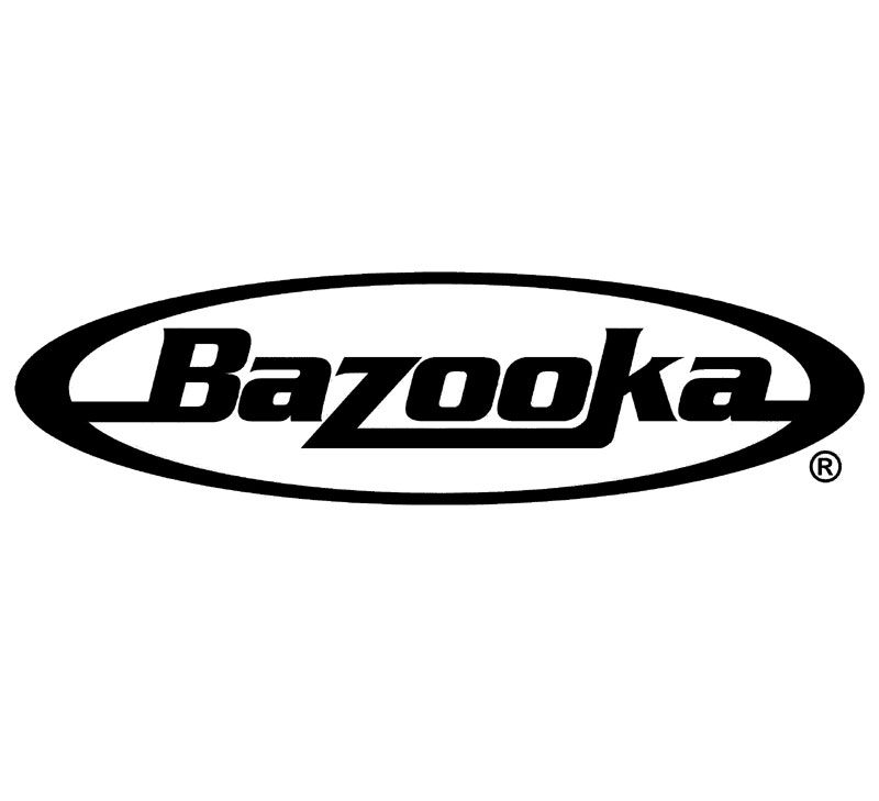 bazooka csa5 mobile audio parts and accessory 5 channel