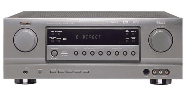 Sherwood Newcastle R-756 Home Audio Theater DTS 5.1 Surround Receiver