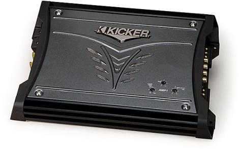 cheap car audio package kicker amp and subwoofer kicker package 573. Black Bedroom Furniture Sets. Home Design Ideas