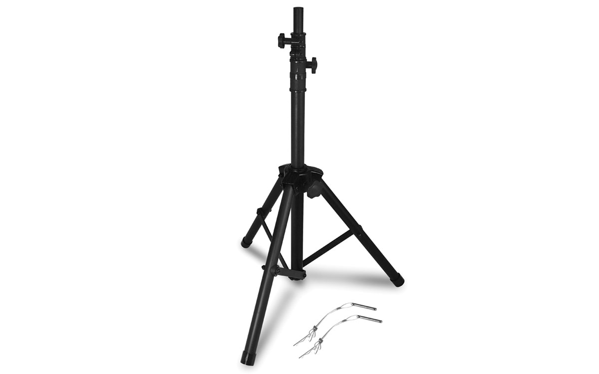 alto professional f8 adjustable speaker tripod stand for mixpack express portable pa system new