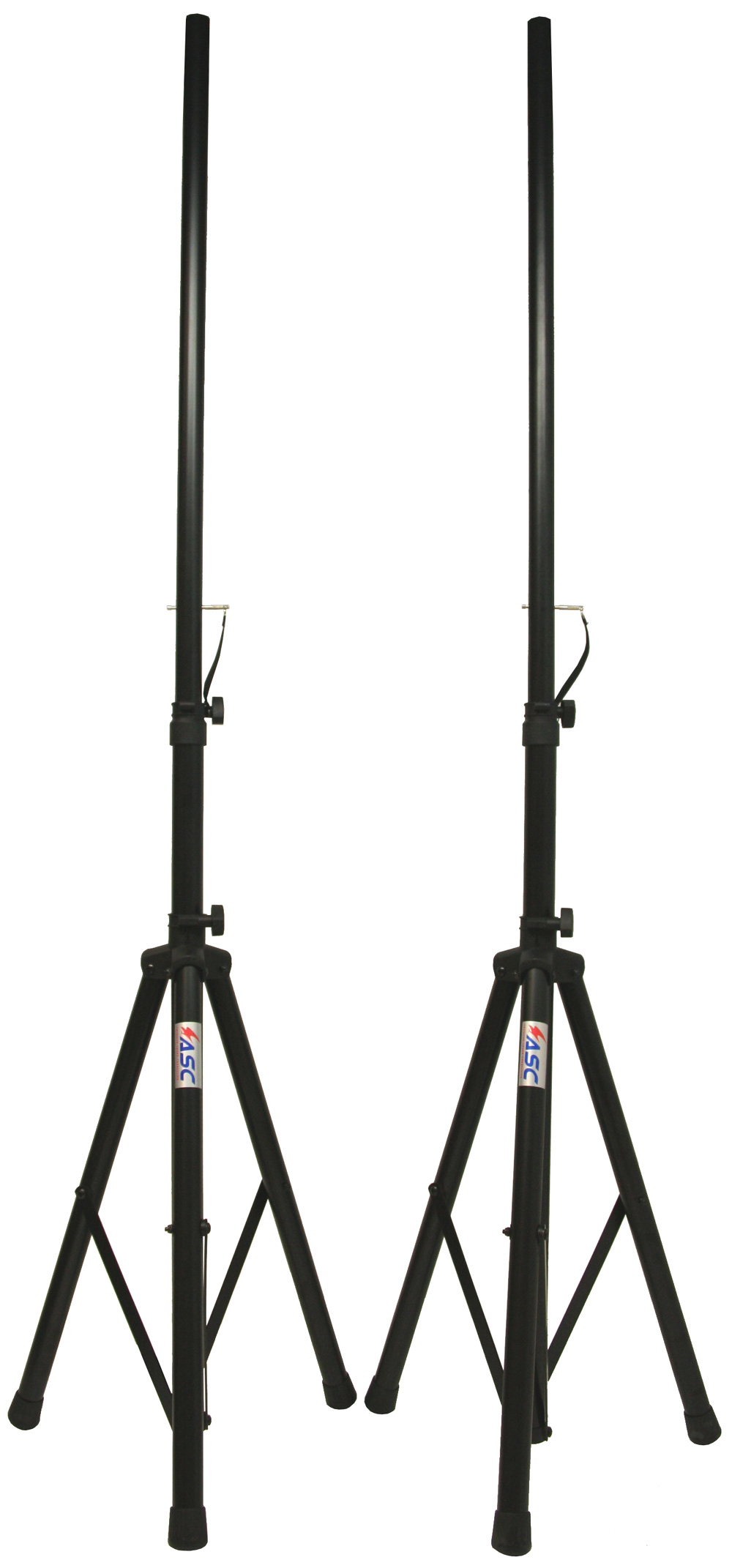 pro audio dj universal pa speaker adjustable tripod stands  u0026 bag package kit new